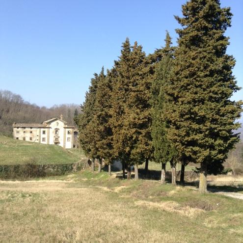 L'abbazia di Buonsollazzo