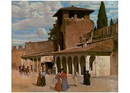 Fabio Borbottoni, Porta San Gallo