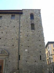 Santa Maria Maggiore da via Cerretani