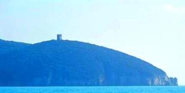 La torre di Cala di Forno