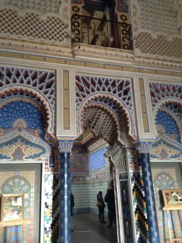 Archi e porte, particolare