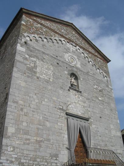 San Michele La facciata