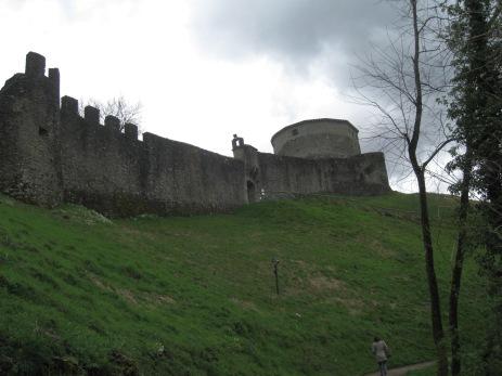 Fortezza delle Verrucole, il torrione