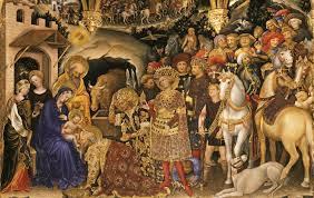 Gentile da Fabriano L'Adorazione dei Magi (XV secolo)