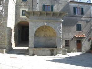 San Quirico La fontana
