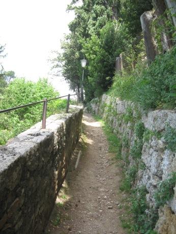 Cetona Camminando tra le antiche mura