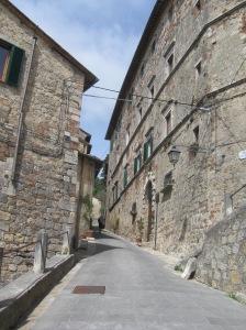 Sarteano Palazzo Fanelli