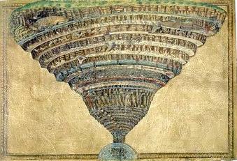 Botticelli, illustrazioni per l'edizione fiorentina del 1481