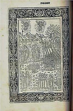 xilografia, edizione di Brescia del 1487
