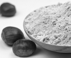 La farina di castagne detta neccia