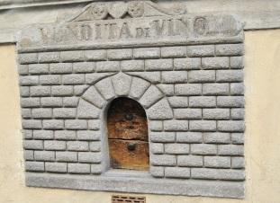 Firenze antica cantina Salimbeni