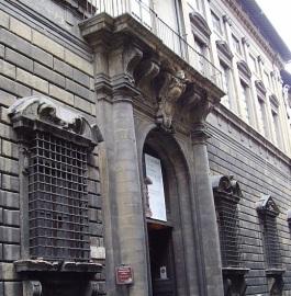 Firenze palazzo Nonfinito