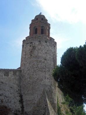 Castiglione della Pescaia, particolare delle architetture medievali