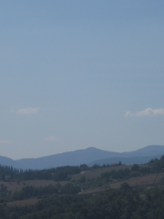 Casentino, paesaggio
