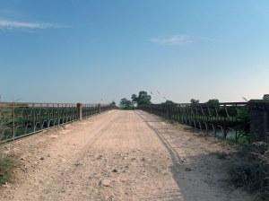 Ponti di Badia, il ponte che porta verso l'isola Clodia
