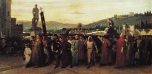 F.S. Altamura i funerali di Buondelmonte