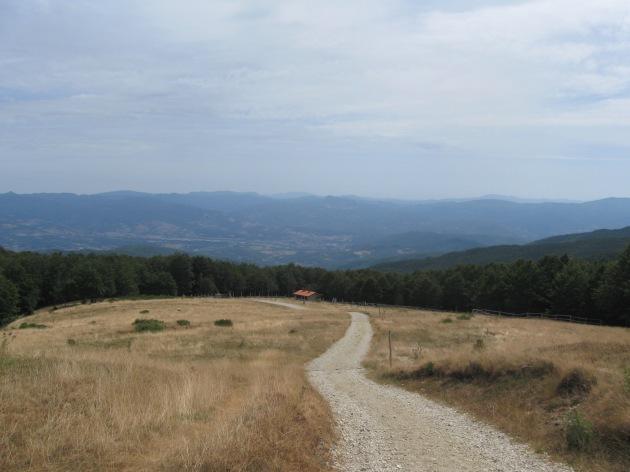 Il sentiero verso la Croce