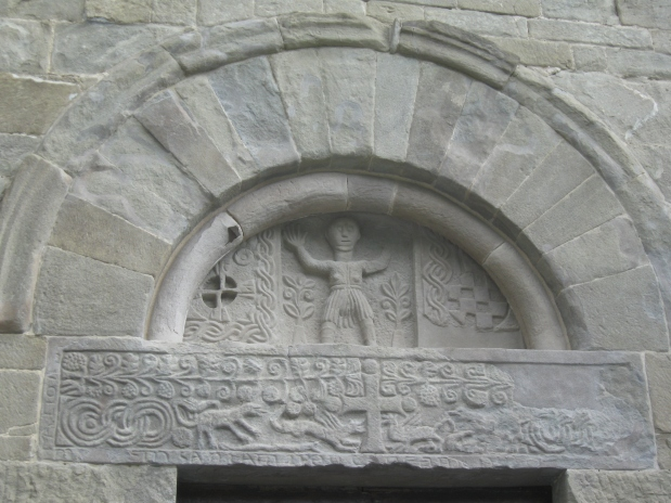 Bassorilievo sul portale