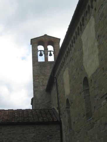 Badia di Santa Maria, il campanile