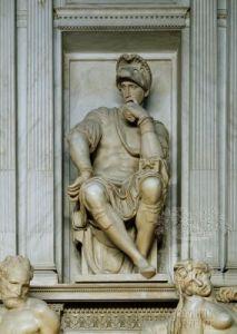 Cappelle medicee Lorenzo dei Medici duca di Urbino