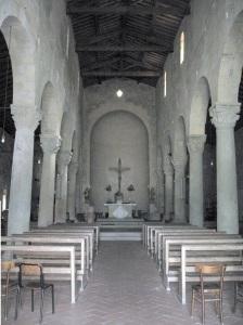 San Martino a Vado, l'interno