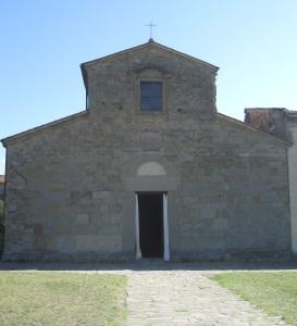 San Martino a Vado, la pieve