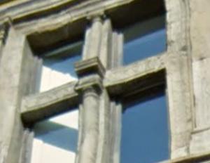 Palazzo Bartolini Salimbeni particolare