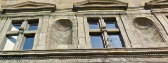 Palazzo Bartolini Salimbeni, particolare