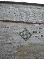 La scacchiera, particolare