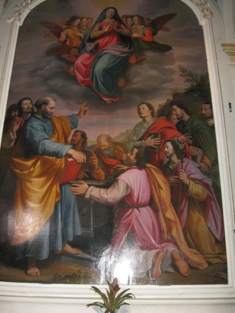 """""""Assunzione della Vergine"""""""