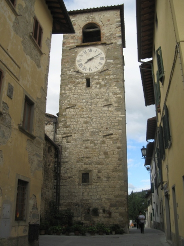 Sant'Agata, il campanile