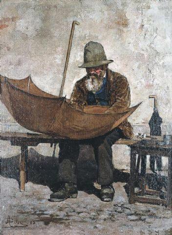 Albigi, Ombrelaio, 1895