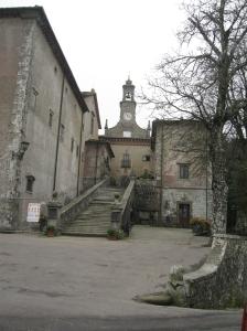 Il monastero di Monte Senario