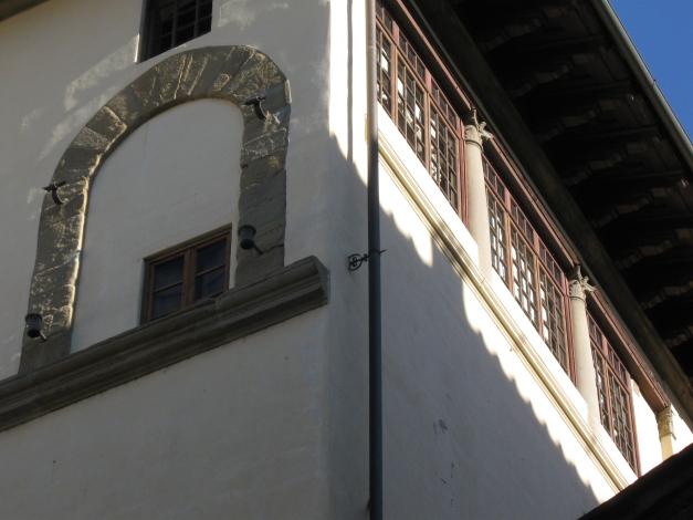 Palazzo Borgherini particolare