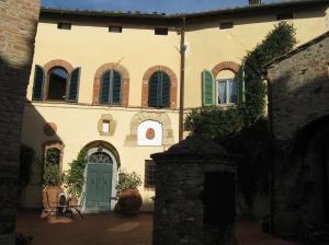 Palazzo Begliuomini XIV secolo