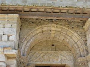 L'arco del portale