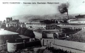 La manifattura di Doccia all'inizio del secolo scorso