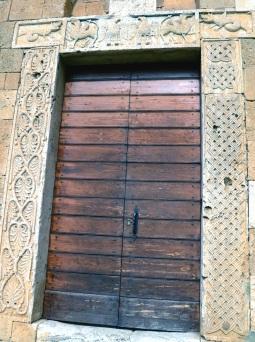 La porta sud