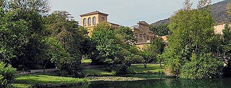 Villa Gerini a Colonnata