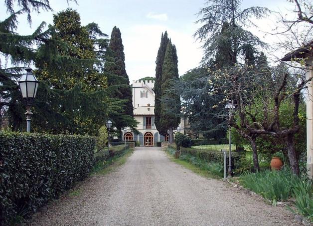 Villa il Bel Riposo a Castello