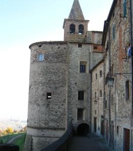 Abside della chiesa di San Martino lungo le mura