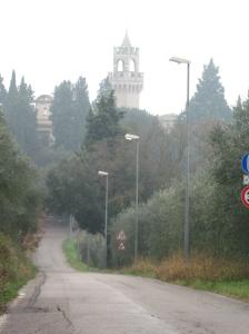 Montegufoni la torre