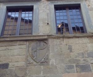 Palazzo Taglieschi particolare