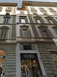 Via Roma il vicolo della Malvagìa scomparso tra questi palazzi?
