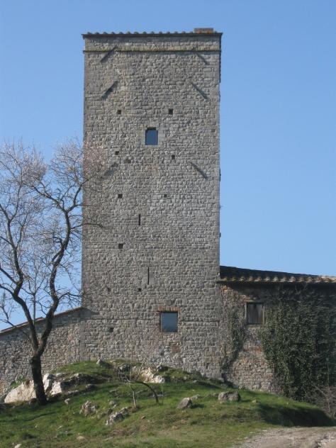 La torre di Cancelli