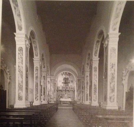 San Gavino Adimari, l'interno