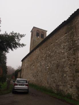 San Gavino Adimari e il campanile