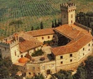 Il castello di Poppiano