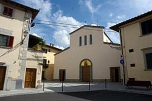 Montespertoli chiesa di Sant'Andrea