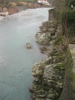 Il fiume Magra